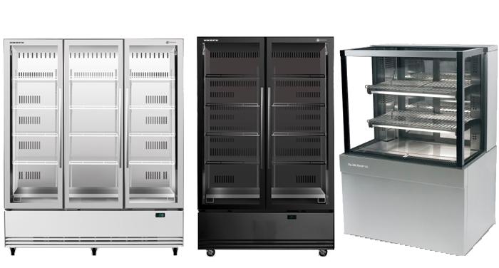 Range of Skope fridges